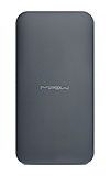 MIPOW Power Cube 5000mAh Lightning Backup Battery - Charcoal Gray