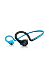 Plantronics Backbeat Fit Blue Bluetooth Stereo Headphones