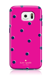 Kate Spade New York Scatter Pavilion Pink/Navy/Cream Hybrid Hardshell Case - Samsung Galaxy S6