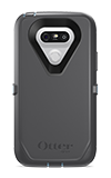 OtterBox Defender Series Grey Steel Berries Case and Holster - LG G5