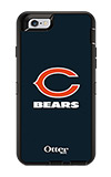 OtterBox Defender Series NFL Chicago Bears Case and Holster - iPhone 6/6s