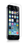 BodyGuardz Pure Tempered Glass Screen Protector with Express Align - iPhone 5/5s/5c/SE