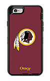 OtterBox Defender Series NFL Washington Redskins Case and Holster - iPhone 6/6s