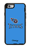 OtterBox Defender Series NFL Tennessee Titans Case and Holster - iPhone 6/6s