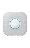 Nest Protect Smoke and Carbon Monoxide Alarm (battery-operated) - White