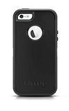 OtterBox Defender Series Black Case and Holster - iPhone 5s