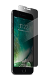 BodyGuardz Privacy Spy Tempered Glass Screen Protector - iPhone 6s/7