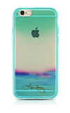 Incipio Laura Trevey Ombre Teal Co-Mold Case - iPhone 6/6s