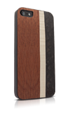 iFrogz Surf Natural Wood Case - iPhone 5/5s/SE