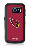 OtterBox Defender Series NFL Arizona Cardinals Case and Holster - Samsung Galaxy S6