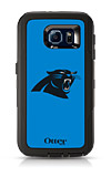 OtterBox Defender Series NFL Carolina Panthers Case and Holster - Samsung Galaxy S6