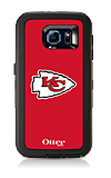 OtterBox Defender Series NFL Kansas City Chiefs Case and Holster - Samsung Galaxy S6