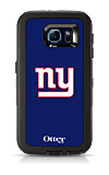 OtterBox Defender Series NFL New York Giants Case and Holster - Samsung Galaxy S6