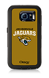 OtterBox Defender Series NFL Jacksonville Jaguars Case and Holster - Samsung Galaxy S6
