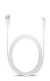 Apple Lightning to USB Cable (2m) White