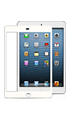 Moshi White Anti-Glare/Anti Fingerprint iVisor Screen Protector - iPad Mini