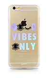 Sonix Good Vibes Only ClearCoat Case - iPhone 6 Plus/6s Plus