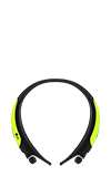 Fitness Bluetooth Headset - LG Tone Active - Green