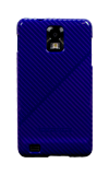 Body Glove Blue Pattern Soft shell - Samsung Infuse