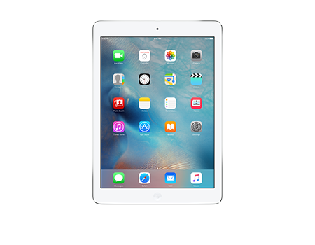 Apple-iPad Air Wi-Fi + Cellular 128GB-Silver