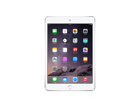 Apple-iPad mini 3 16GB-Silver