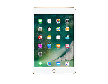 Apple-iPad mini 4 16GB-Gold