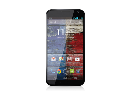 Moto X cell phone from AT&T