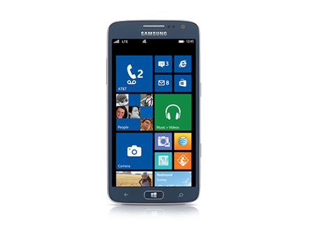 Samsung-ATIV S Neo-Royal Blue
