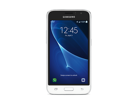 Samsung-Galaxy Express 3 (Cert. Like-New) FREE with $45 Airtime Purchase-White