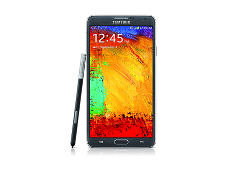 Samsung-Galaxy Note 3-Jet Black