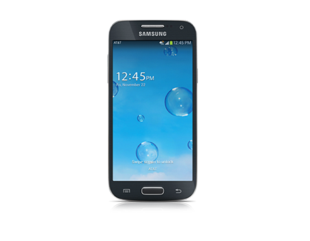 Samsung-Galaxy S 4 mini-Black Mist
