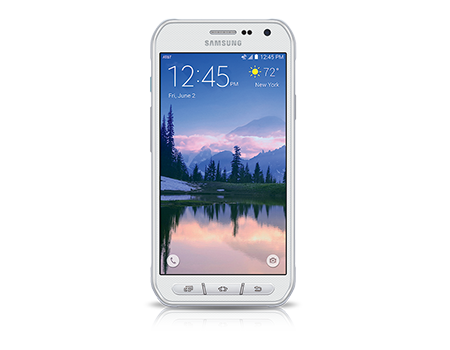 Samsung-Galaxy S6 active 32GB-Camo White