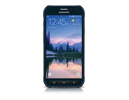 Samsung-Galaxy S6 active 64GB-Camo Blue