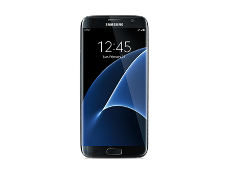 Samsung-Galaxy S7 edge-Black Onyx