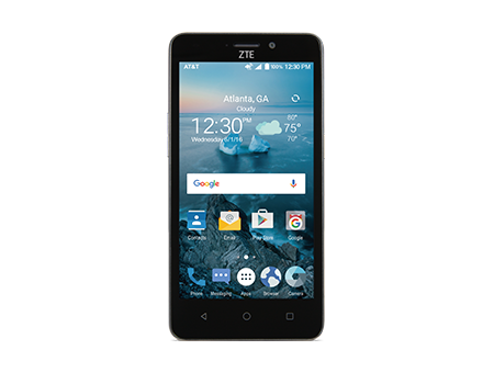 ZTE-Maven 2 GoPhone-Dark Gray