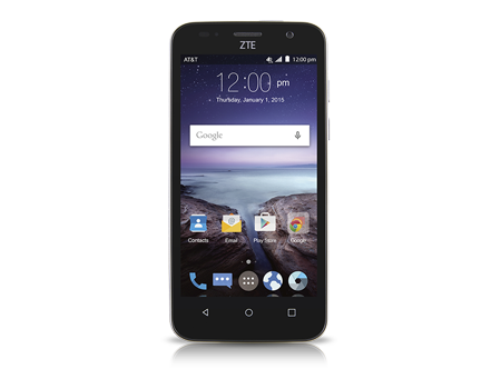 Zte Maven Prepaid Gophone Certified Like New At Amp T