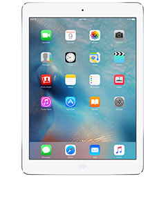 Apple iPad Air 16GB - Silver