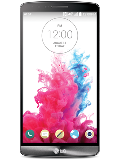 LG G3 - Metallic Black (Certified Like-New)